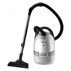 MIDEA Vacuum Cleaner With Bag White 2000W
