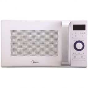 MIDEA Microwave Oven Freestanding Convention White 25L