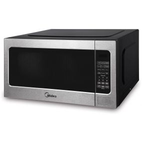 MIDEA Microwave Oven Freestanding Solo Steel 62L