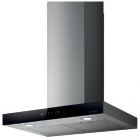 ELICA Chimney Wall Mounted Touch Black 60CM
