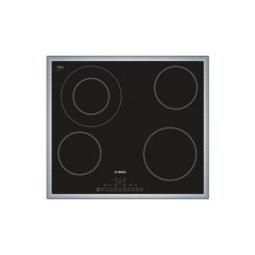 BOSCH Hob Built In Electric With Frame Touch Ceramic 60CM