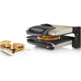 BOSCH Contact Grill Silver 1800W